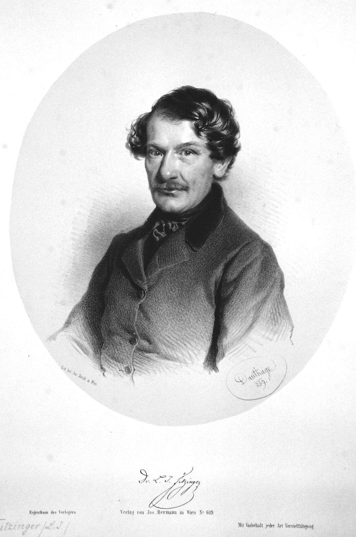 Leopold Fitzinger - Wikidata