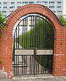 Les Spence Memorial Gates, Cardiff Arms Park.jpg