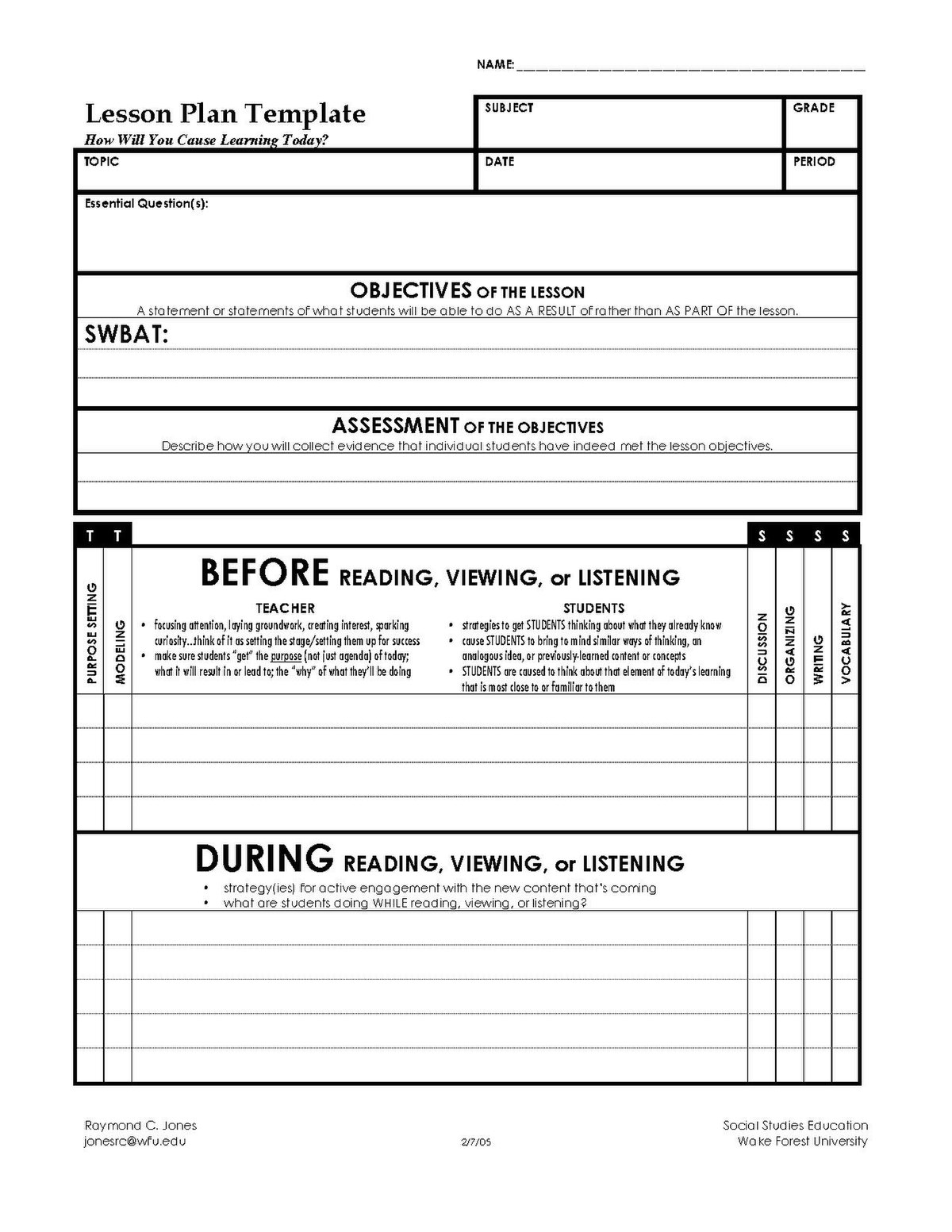 File Lesson Plan Template pdf Wikimedia Commons