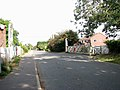 Level crossing on Station Road - geograph.org.uk - 1497690.jpg