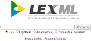 LexML Brasil a project of Brazils Electronic Government initiative