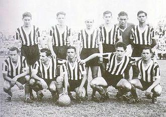 Club Libertad - Libertad – Champions 1945.