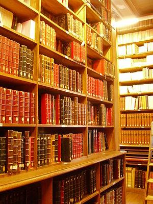 Bibliothèque de la Sorbonne - History room