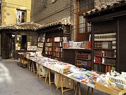 PROPUESTAS DE RULADA DE LA COMUNIDAD DE MADRID - DOMINGO 8 DE MARZO 250px-Libreria_San_Gines