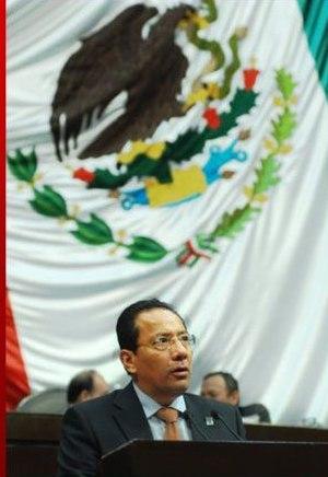Fermín Alvarado Arroyo - Image: Lic.Fermín Alvarado Arroyo