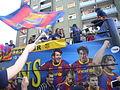 Liga 2010-2011 Rua del FC Barcelona.JPG