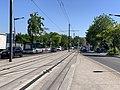 Ligne 5 Tramway Boulevard Jean Mermoz Pierrefitte Seine 3.jpg
