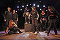 Ligue d'improvisation montréalaise (LIM) 20110306-07.jpg