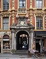 Lille porte de la Vieille Bourse rue des 7 Agaches.jpg