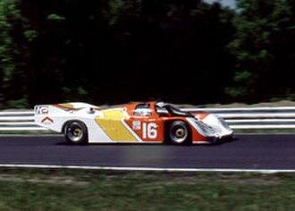 Dyson Racing - 1985 Lime Rock