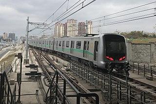 Chengdu Metro Rapid transit system of Chengdu, Sichuan, China