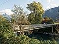 Linthbett Fussgängersteg über den Linthkanal, Schänis SG - Ziegelbrücke GL 20180815-jag9889.jpg