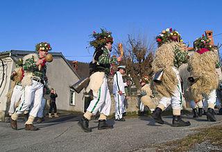 Slavic folk Christianity