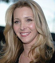 Lisa Kudrow podczas Streamy Awards w roku 2009.