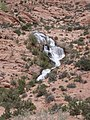 Little Dolores River Waterfall in Westwater Canyon, Utah 6.jpg