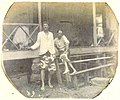 Lloyd Osbourne and Robert Louis Stevenson in Tahiti, 1888.jpg