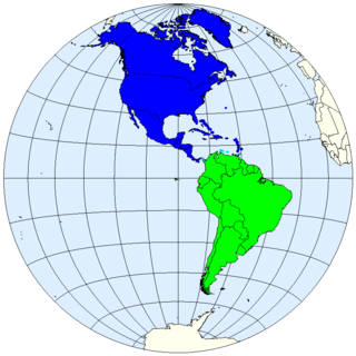Americas (terminology) Geographical term