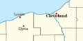 Location of Lorain and Elyria.png