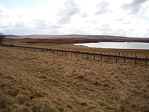 Achentoul - Moor around Loch An Ruathair