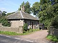Lodge house near Carwood - geograph.org.uk - 236081.jpg