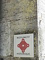 Logo MH de la cathédrale de Belley.JPG