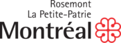 Official logo of Rosemont–La Petite-Patrie