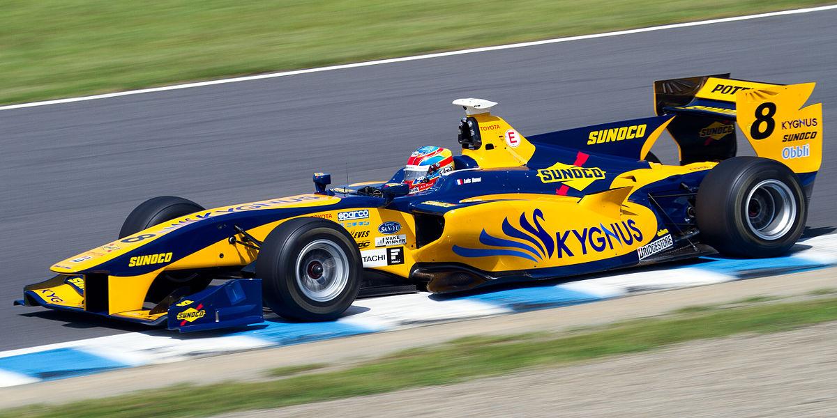 First Team Toyota >> Dallara SF14 - Wikipedia