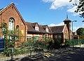 London-Plumstead, Plumstead Common, St Margaret's School 01.jpg