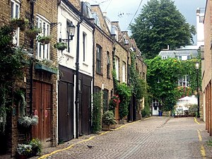 London : Notting Hill