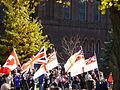 London 2010 Veterans Day parade01.jpg