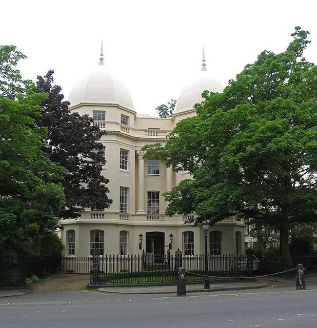 London Business School, Sussex Place, Outer Circle, Regent's Park - geograph.org.uk - 822898