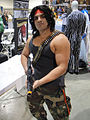 Long Beach Comic & Horror Con 2011 - Rambo (6301176641).jpg