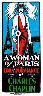 <i>A Woman of Paris</i> 1923 film