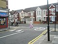 Looking from Abbotts Road into Beaconsfield Road - geograph.org.uk - 1527697.jpg
