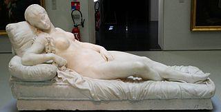 Venus lying