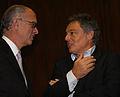 Los Ministros Héctor Grindetti y Francisco Cabrera (6481901239).jpg