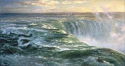 Louis Rémy Mignot: Niagara
