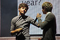 Louis Tomlinson and Niall Horan Glasgow.jpg