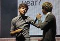 Louis Tomlinson and Niall Horan Glasgow.jpg