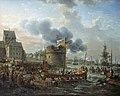Louis XVI visitant le port de Cherbourg en 1786.jpg