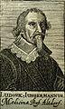Ludovicus Jungermann. Line engraving, 1688. Wellcome V0003149.jpg