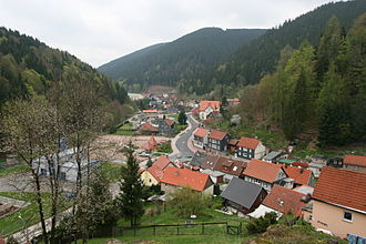 Luisenthal - Schwarzwald, southern part of Luisenthal