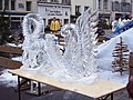 Lumières de noël 2007. sculptures sur glace.jpg