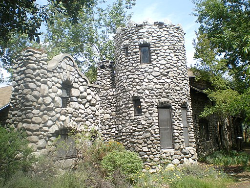 Lummis House, Los Angeles 2