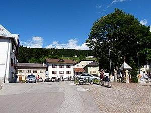 Luserna - Square in Lusérn
