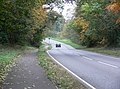 Lutterworth Road towards Walcote - geograph.org.uk - 607467.jpg