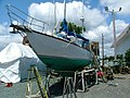 "Lynn,MA - Capt. John Perry ,Yachtsmen- Featured-Ted Hood Yacht Design ""1959 Yacht in Wood "" - panoramio.jpg"
