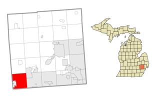Lyon Township, Oakland County, Michigan Charter township in Michigan, United States