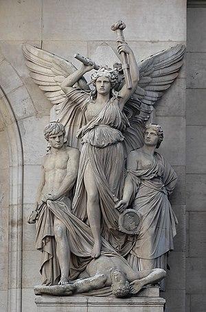 Jean-Joseph Perraud - Lyrical Drama, Palais Garnier, Paris