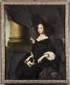 Målning. Porträtt. Hedvig Eleonora - Skoklosters slott - 87025.tif